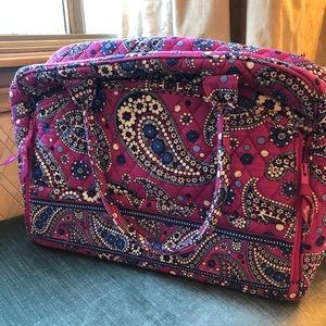 Vera Bradley Boysenberry Bag